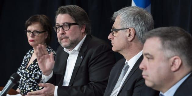 Québec aurait pu obtenir plus d'Ottawa, dit l'opposition — Demandeurs d'asile
