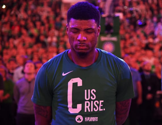 Marcus Smart honors late mother with touching post