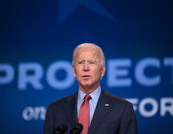 Biden vows to pass Equality Act in first 100 days