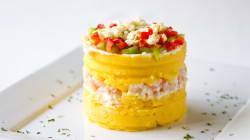 Una probadita de la gastronomía peruana en