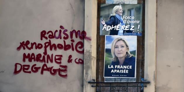 """Résultats présidentielle 2017: Marine rattrapée par Le Pen ou l'échec de la stratégie de """"la France apaisée"""""""