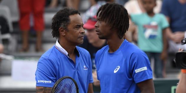 Yannick Noah ne sélectionne pas Gaël Monfils en Coupe Davis et le compare à Karim Benzema