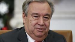 United Nations Secretary-General --