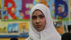 Toronto Girl 'Terrified' As Man Cut Her Hijab As She Walked To