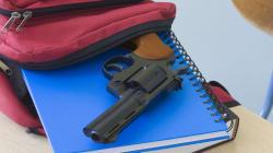 8-Year-Old Brings Gun To School, Tells Cops He's Scared Of Being
