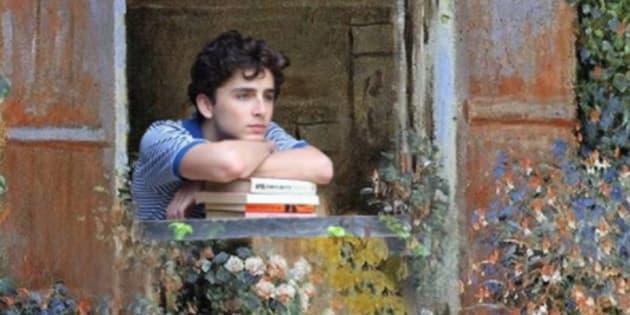 """L'artiste philippine de 22 ans, Mika Labrague, a dédié un compte Instagram entier à """"Call Me By Your Name""""'en transposant les décors, par des tableaux de Claude Monet."""