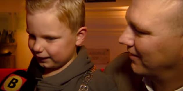 L'appel de ce petit garçon malade a permis de récolter plus d'un million d'euros