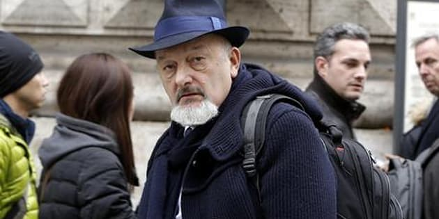 Il padre del premier Matteo Renzi, Tiziano. (Foto credit: ANSA/GIUSEPPE LAMI)