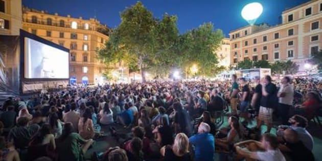 Cinema a San Cosimato, mobilitazione per salvare l'iniziativa romana