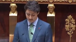 À l'Assemblée, Trudeau parle libre-échange, Décathlon et
