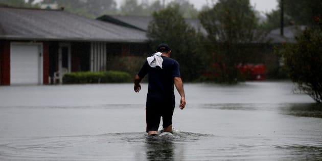 La Maison Blanche demande au Congrès de débloquer des fonds d'urgence après le passage de l'ouragan Harvey.