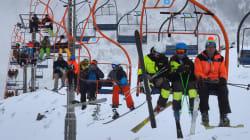Las opciones bajo costo para esquiar en los Alpes