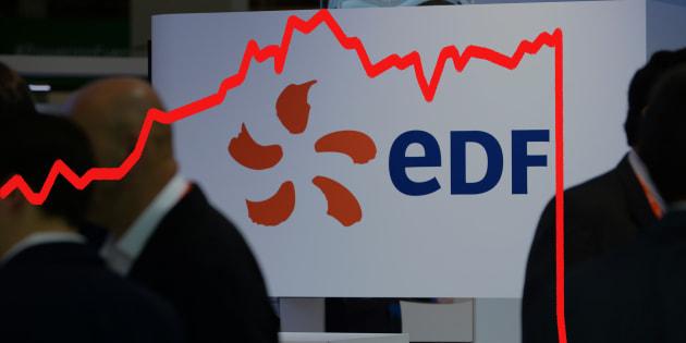 Le prix de gros de l'électricité baissera en 2017, mais vous n'en verrez pas la couleur et c'est une mauvaise nouvelle pour EDF
