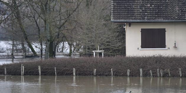 Menaces d'inondations et crues: le Doubs et le Jura en vigilance rouge (photo d'illustration).