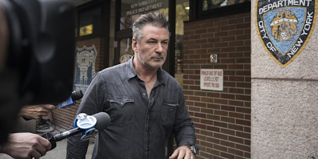 Alec Baldwin arrestato per aggressione a New York