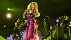 FOTOS: Shakira y la inauguración de los Centroamericanos