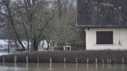 Menaces d'inondations et crues: le Doubs et le Jura en vigilance