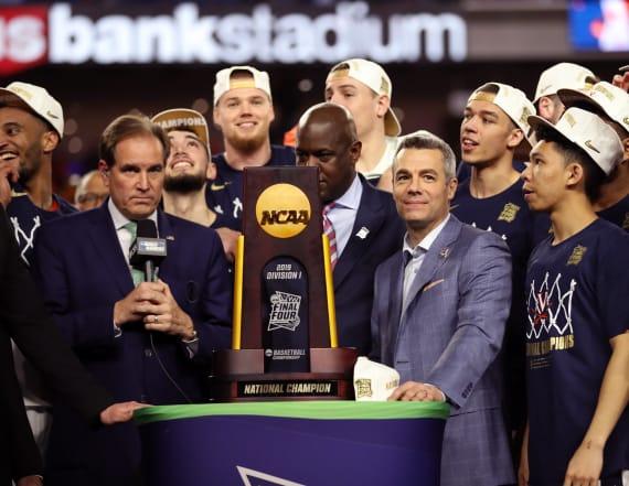 NCAA-title winning coach selflessly declines raise