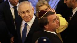 Netanyahu garante que embaixada do Brasil em Israel é questão de 'quando, não de