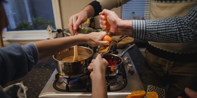 On a testé 5 repas de fête en livraison pour éviter la corvée de courses / Photo d'illustration