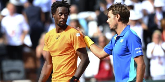 Monfils battu par Wawrinka, il ne reste plus aucun Français en lice chez les hommes à Roland-Garros