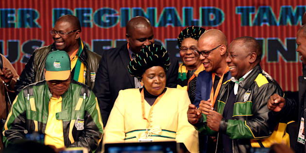 Dlamini-Zuma can lead us with dignity, say Brits residents