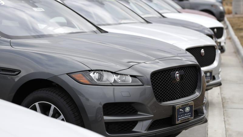 Jaguar Land Rover seeks to block U.S. imports of Porsche, Audi, Lamborghini, VW SUVs