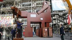 Une sculpture «trop brutale» pour le Louvre accueillie par le Centre