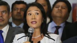 Keiko Fujimori es detenida por la investigación Odebrecht en