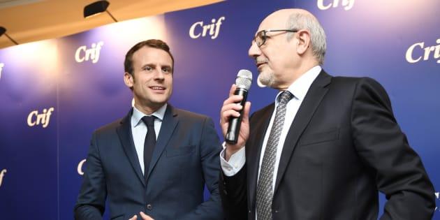 Au dîner du Crif, Emmanuel Macron aura de la cyberhaine au menu