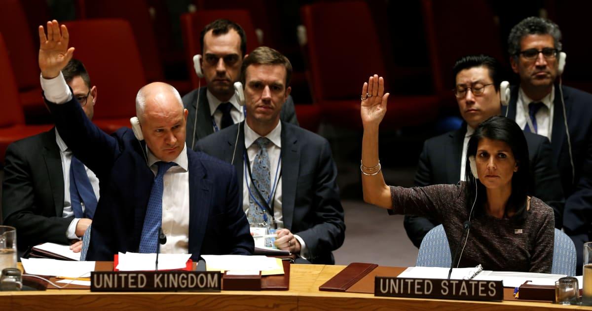 """Corée du Nord: réunion d'urgence à l'ONU qui condamne une """"escalade dangereuse"""" après le tir de Pyongyang"""