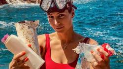 Le coup de gueule de Laury Thilleman contre les déchets sur les plages et dans la