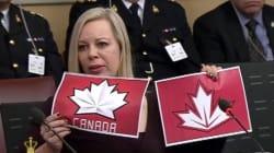 Tory Senator Says Feds' Pot Branding Looks A Lot Like Hockey Canada