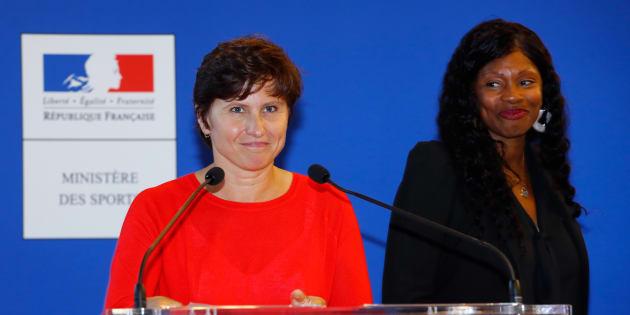 Entraîneurs, DTN... Le ministère des Sports de Roxana Maracineanu va devoir supprimer 1600 postes d'ici 2022.