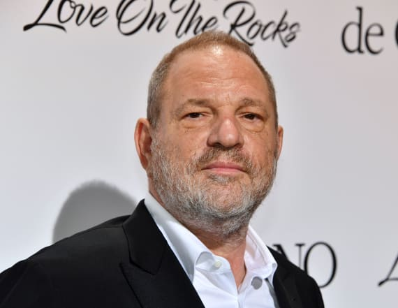 Harvey Weinstein being investigated by LAPD for rape