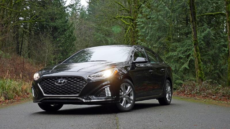 2018 Hyundai Sonata review quick spin: A better sedan to