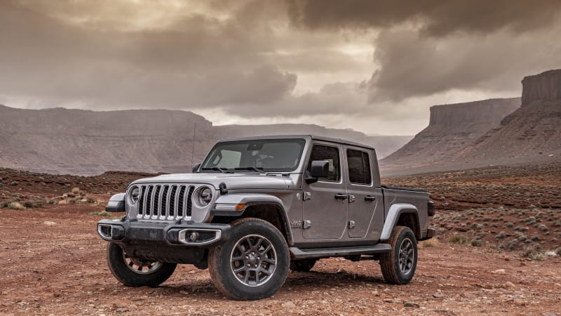 2020 Jeep Gladiator Overland Video Review