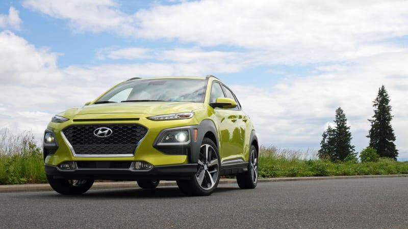 2018 Hyundai Kona Quick Spin Review