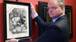 Un musée de Florence réclame un tableau de maître volé par les