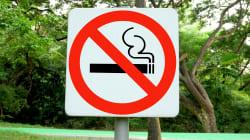 Quatre parcs non-fumeurs à Paris dès cet