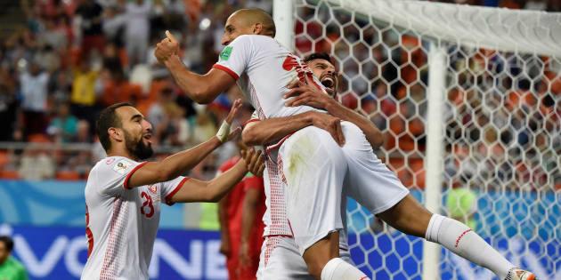 Tunisie-Panama à la Coupe du monde 2018: La Tunisie bat le Panama, sa première victoire au Mondial