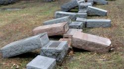 Cette initiative de deux musulmans pour réparer des tombes juives profanées a beaucoup ému J.K.
