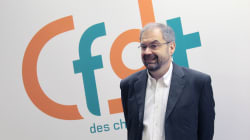 On vote dans les TPE jusqu'à mi-janvier: frappée par la mort de François Chérèque, la CFDT espère dépasser la