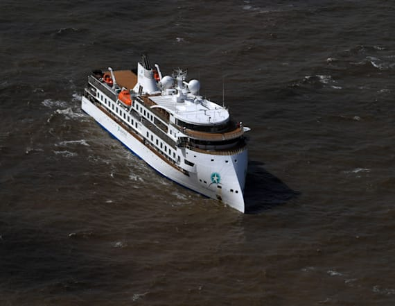 Most people on Antarctica cruise ship have COVID-19
