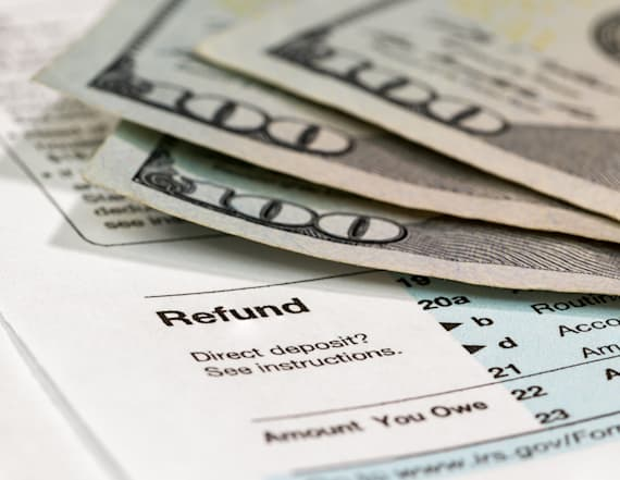 The hidden cost to your big tax refund
