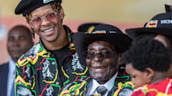 The Infamous Mugabe Sons Are Back In