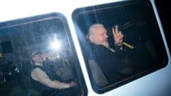 Julian Assange arrêté dans l'ambassade