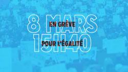 Le 8 mars, à 15h40, les femmes sont appelées à cesser le