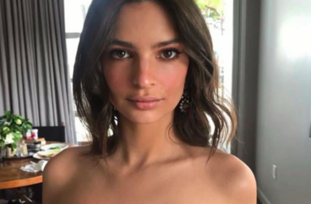 Emily Ratajkowski's sexiest Instagrams of 2018 - AOL ...