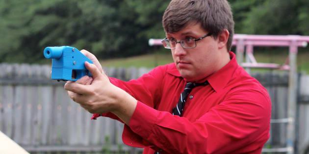 Les armes imprimées en 3D ne sont pas aussi dangereuses que vous le pensez (pour l'instant)
